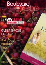 Newsletter Hors-série été - Juillet 2013 Couver10