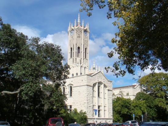 Informationen zur Universität von Auckland Auckla10