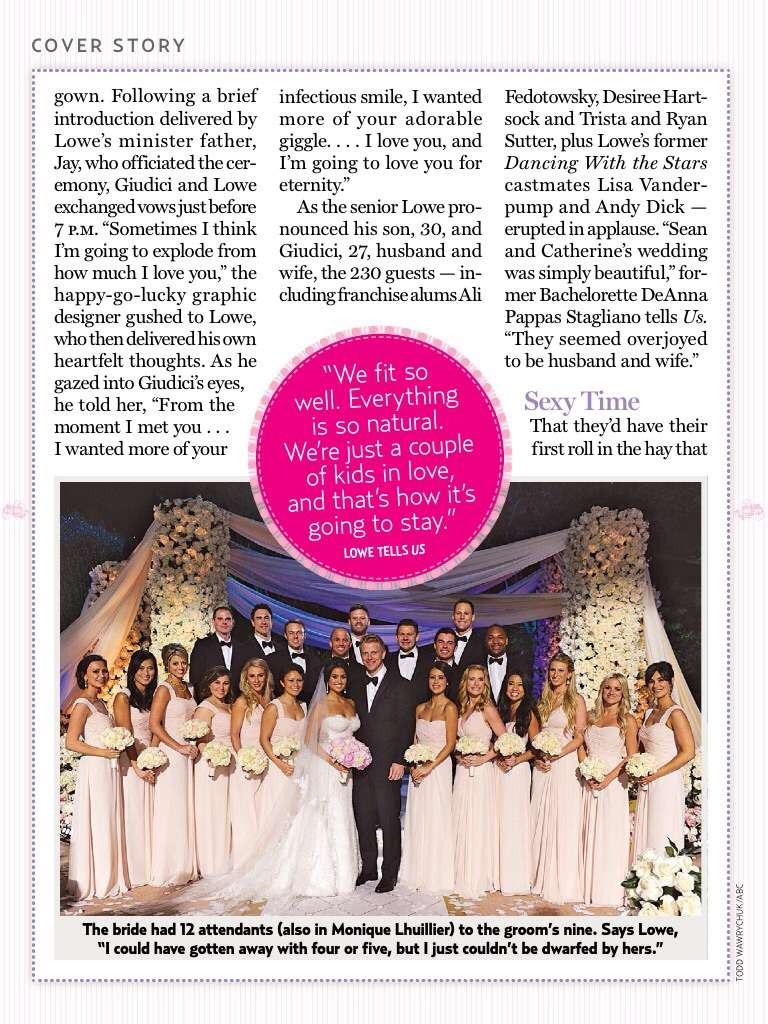Sean & Catherine Lowe - Wedding- No Discussion - Page 7