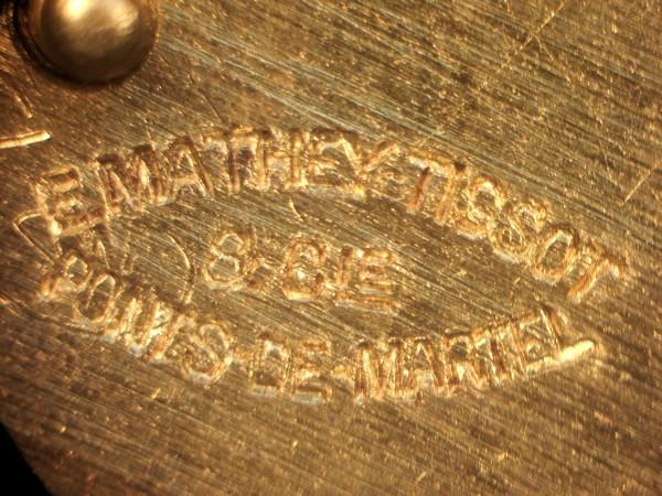 Un chronographe de poche ZENITH pas comme les autres Mathey11