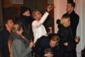[Vie privée] 31.01.2014 à Berlin Allemagne -  Nouvel An  2015  Bill, Tom , Georg et Gustav    F011