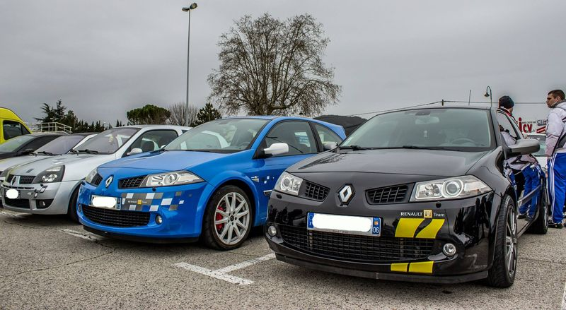 [83] 01/03 2015 Rassemblement Renault Sport PACA  Brignoles  Bri2610