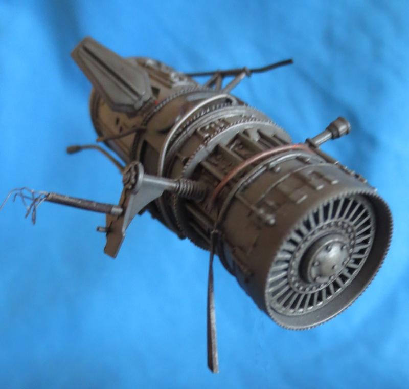 Epave de vaisseau pour base de diorama - Page 3 Debris10