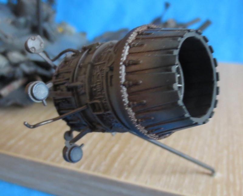 Epave de vaisseau pour base de diorama - Page 3 Debris11