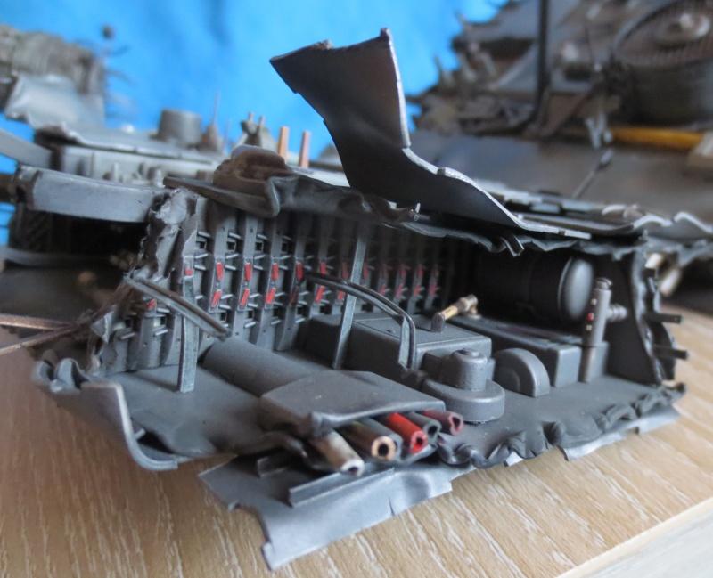 Epave de vaisseau pour base de diorama - Page 3 Face110