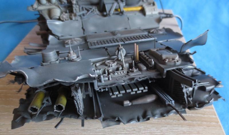 Epave de vaisseau pour base de diorama - Page 3 Face510
