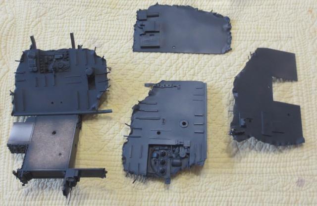 Epave de vaisseau pour base de diorama Img_6310