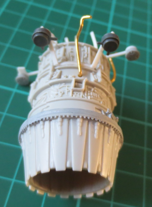 Epave de vaisseau pour base de diorama - Page 2 Module11