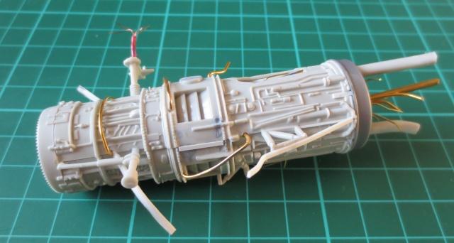 Epave de vaisseau pour base de diorama - Page 2 Module12