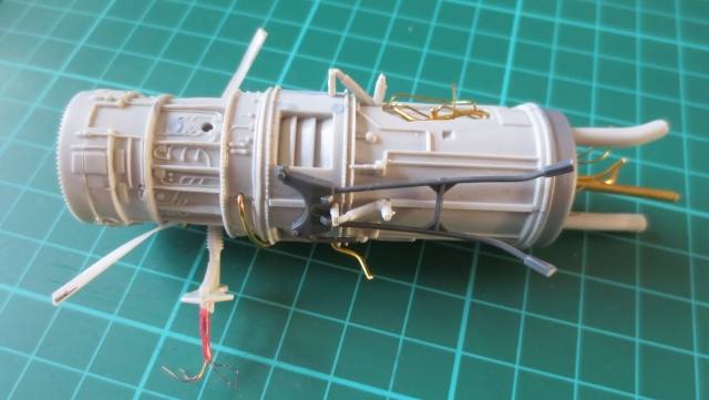 Epave de vaisseau pour base de diorama - Page 2 Module13