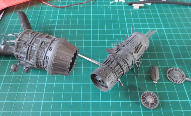 Epave de vaisseau pour base de diorama - Page 2 Module14
