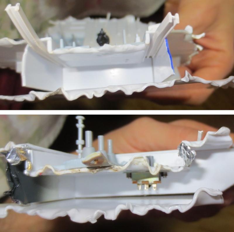 Epave de vaisseau pour base de diorama - Page 2 Pannea12