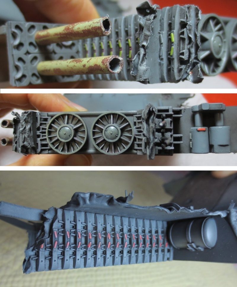 Epave de vaisseau pour base de diorama - Page 2 Pannea14