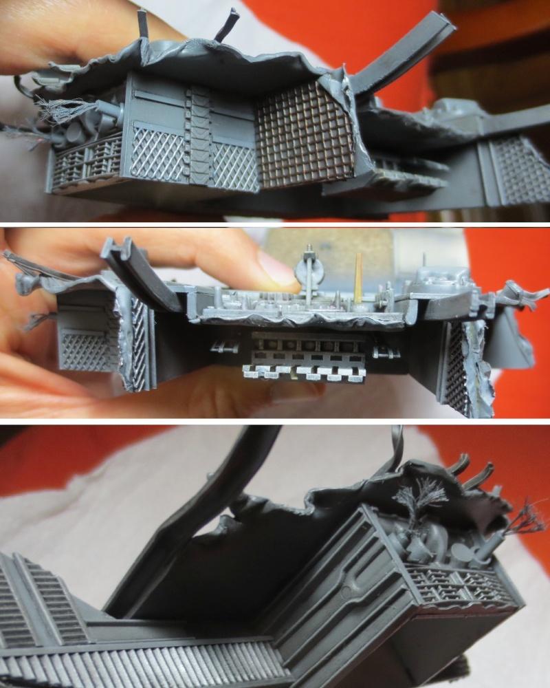 Epave de vaisseau pour base de diorama - Page 2 Pannea15
