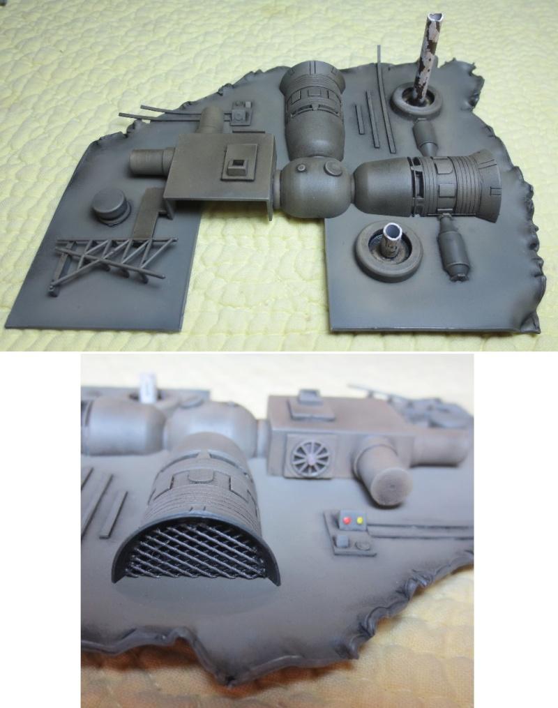 Epave de vaisseau pour base de diorama - Page 2 Plaque12