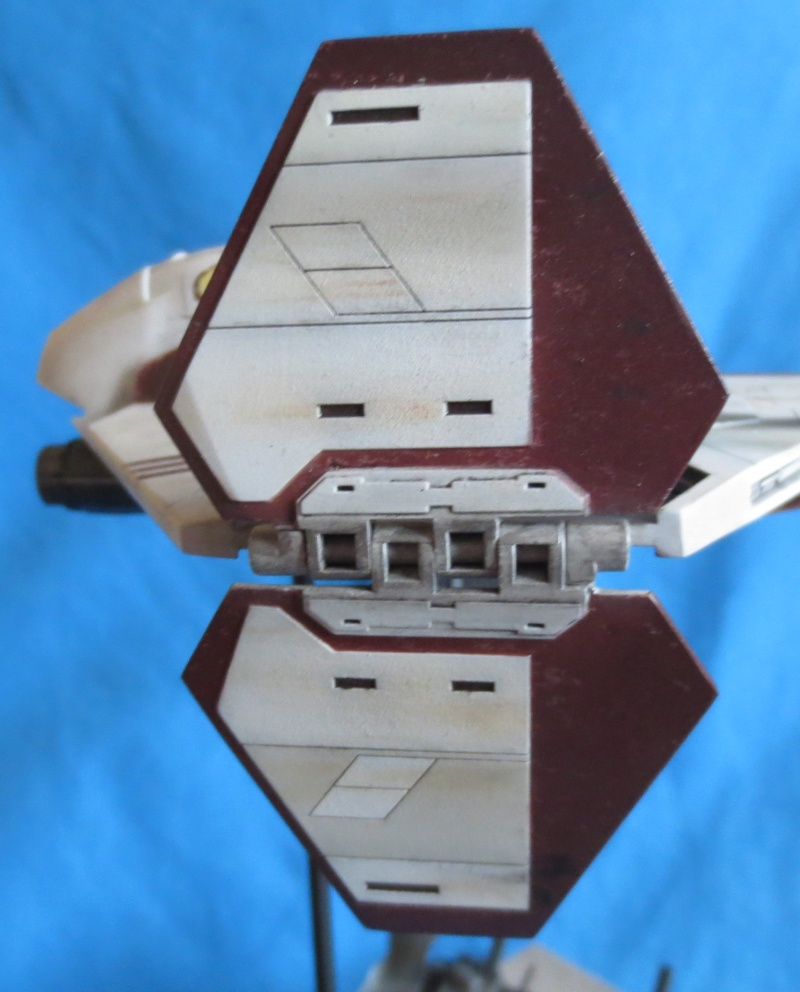 eta-2 actis-class light interceptor  - Version Revell - Page 4 Volets10