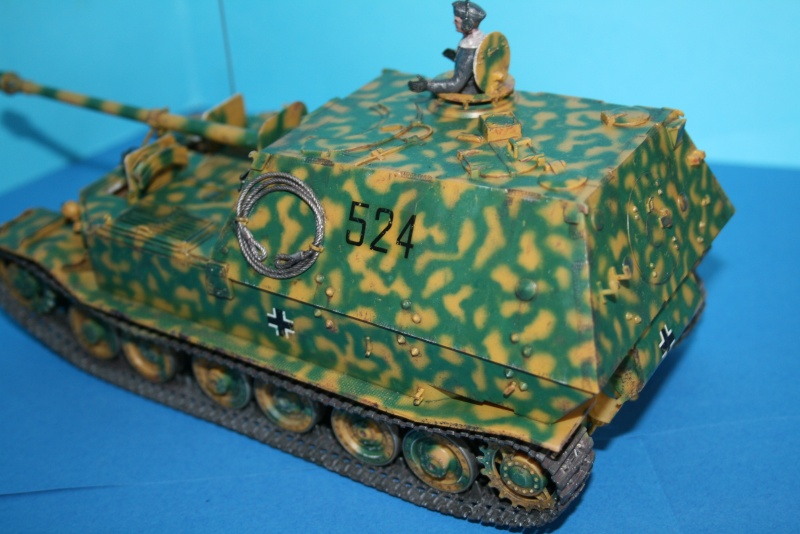 italeri 1/35 elephant Photo_16