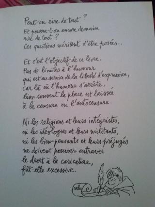 ATTENTAT à Charlie Hebdo : 12 morts. Lettre11