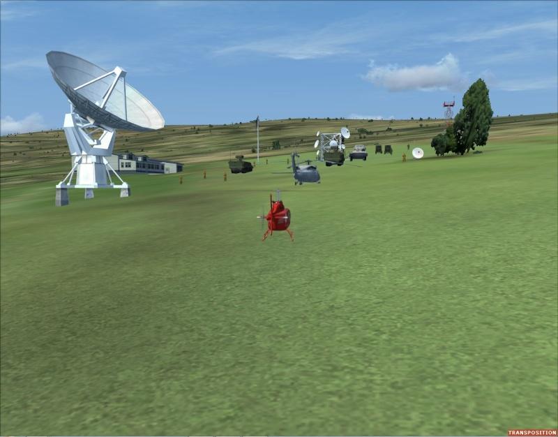mission militaire Thales hélicos et avions Radar_10