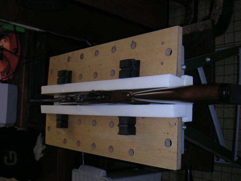 Un support de nettoyage maison pour arme longue Pict0017