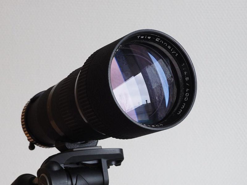 (Vendu) Télé-Ennalyt 400mm f/4.5 + bagues vers 4/3 & M4/3 0310