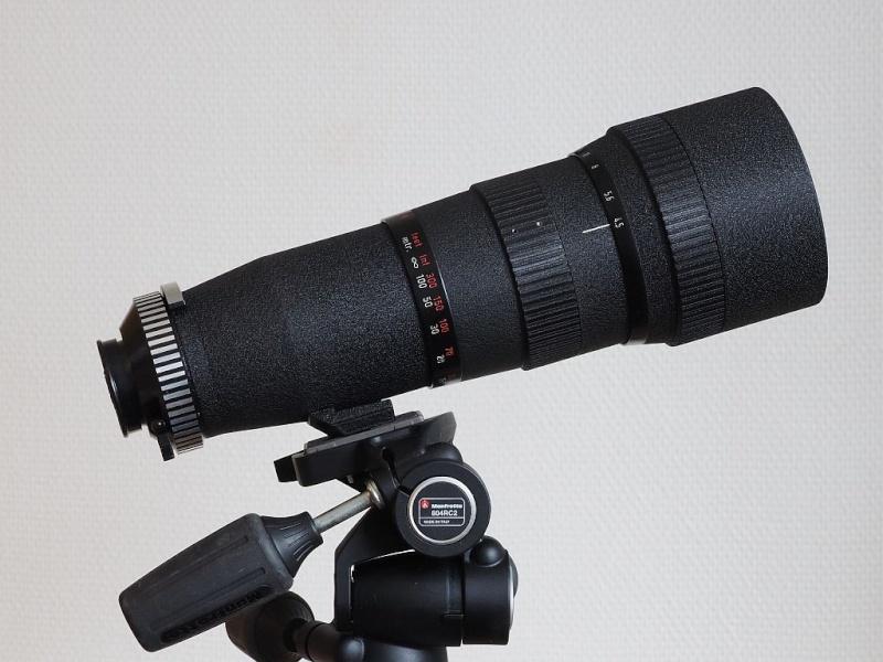(Vendu) Télé-Ennalyt 400mm f/4.5 + bagues vers 4/3 & M4/3 0510