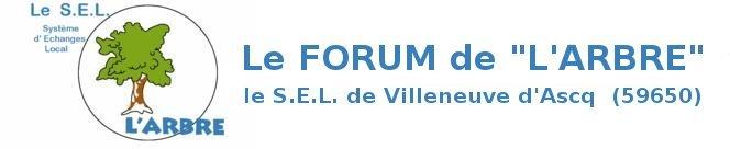 ARBRE le SEL de Villeneuve d'Ascq, Lille, Nord - Portail Logo_d11