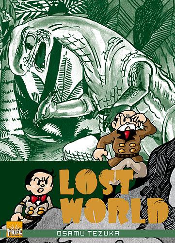 Lost World - Ozamu Tezuka Lostwo10