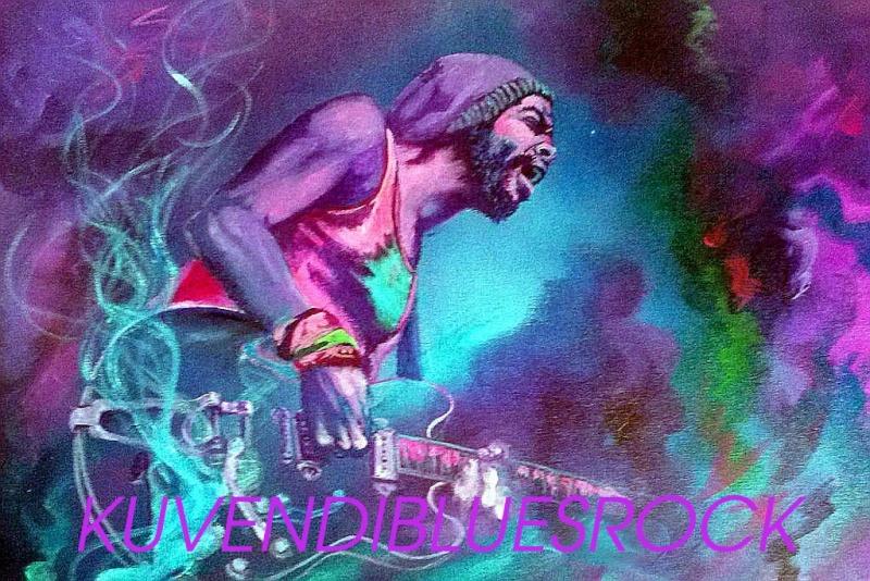 Gary Clark, Jr. - Lollapalooza, Chicago Gary_c10