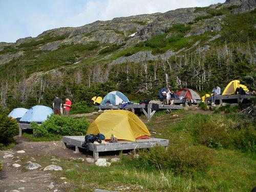 Fièvre de l'Or - Chilkoot Pass - Klondike - Yukon - Alaska - Page 2 12794310