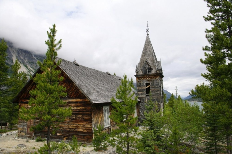 Fièvre de l'Or - Chilkoot Pass - Klondike - Yukon - Alaska - Page 2 13424110