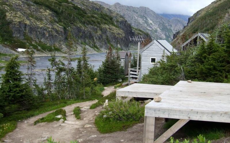 Fièvre de l'Or - Chilkoot Pass - Klondike - Yukon - Alaska - Page 2 51168610