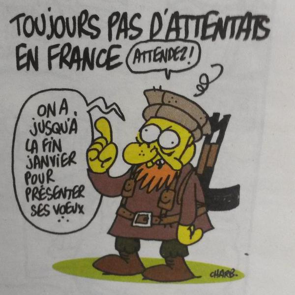 ATTENTAT à Charlie Hebdo : 12 morts. B6vs5u10