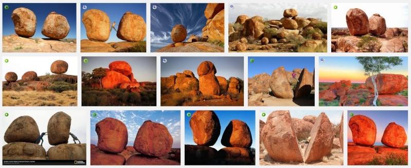 Devils Marbles - Territoire du Nord - Australie Captur51