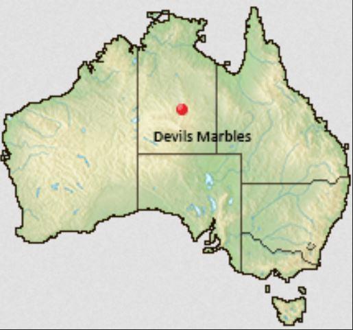 Devils Marbles - Territoire du Nord - Australie Captur52
