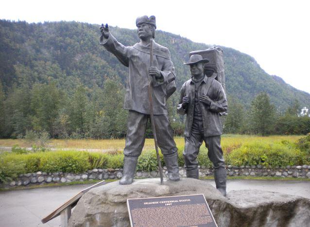 Fièvre de l'Or - Chilkoot Pass - Klondike - Yukon - Alaska - Page 2 Captur66
