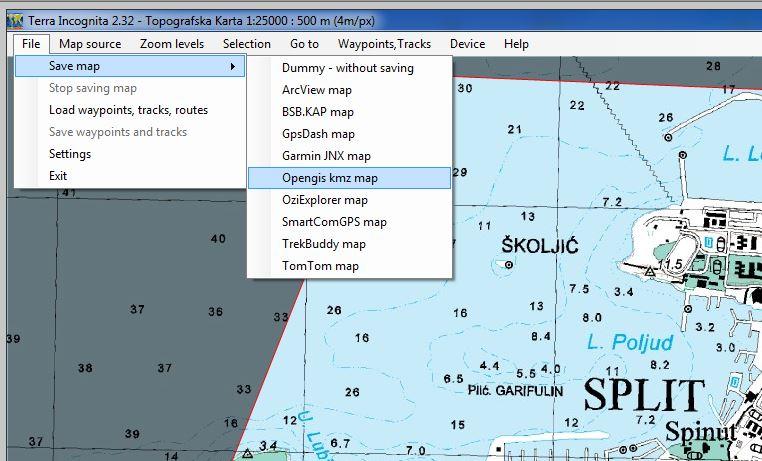 TerraIncognita et Google Earth Captur80