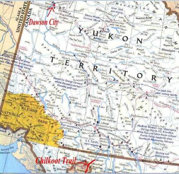 Fièvre de l'Or - Chilkoot Pass - Klondike - Yukon - Alaska - Page 2 Captur84
