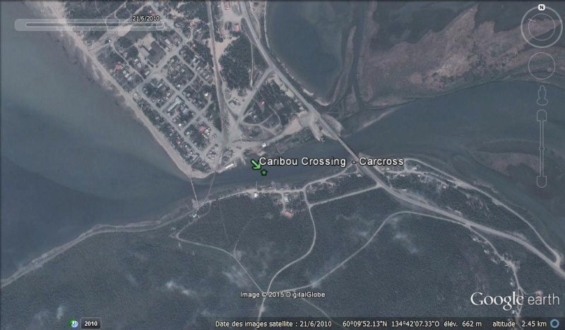 Fièvre de l'Or - Chilkoot Pass - Klondike - Yukon - Alaska - Page 2 Caribo10