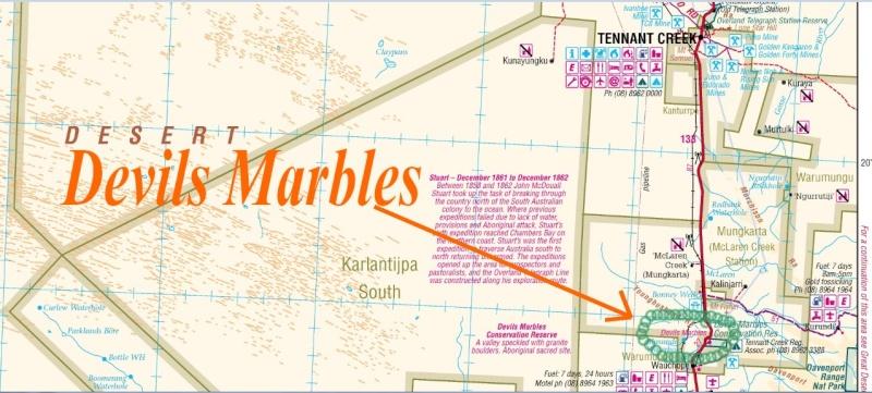 Devils Marbles - Territoire du Nord - Australie Devils10