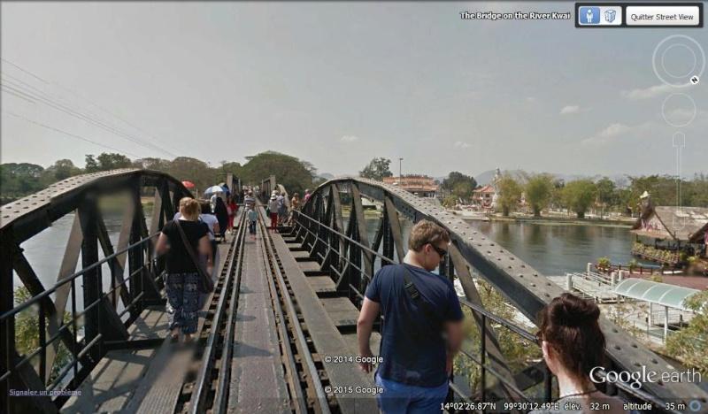 Pont de la rivière Kwaï - Thaïlande Kwai_210