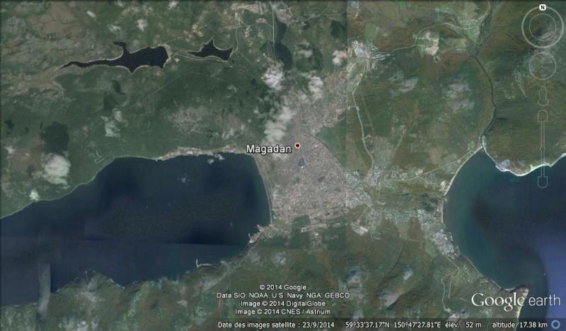 Magadan Sibérie Russie Magada10
