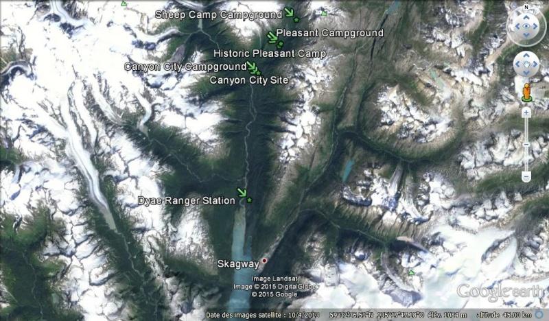 Fièvre de l'Or - Chilkoot Pass - Klondike - Yukon - Alaska - Page 2 Skagwa10