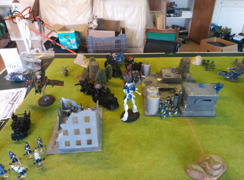 1850 points vs Eldar Fin10