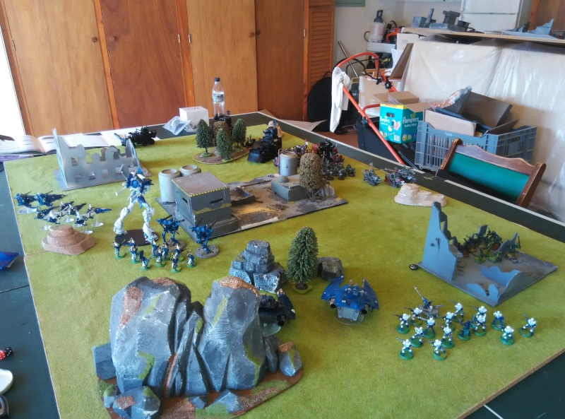 1850 points vs Eldar Peldar10