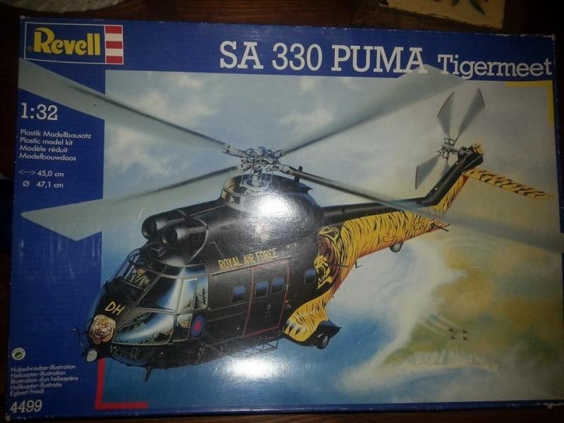 SA 330 Puma 1/32 revell 10885510