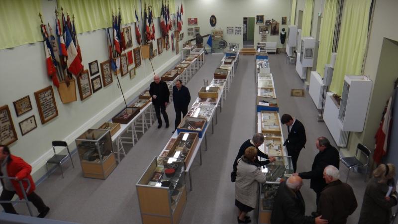 Inauguration du Musée du Souvenir Français de St Dizier Dsc01413