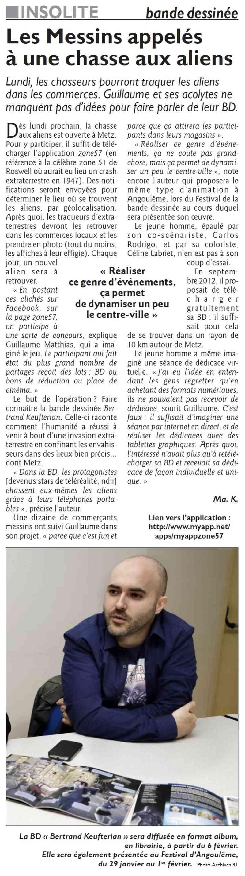 Lorraine: les membres de cette région - Page 15 Chasse10