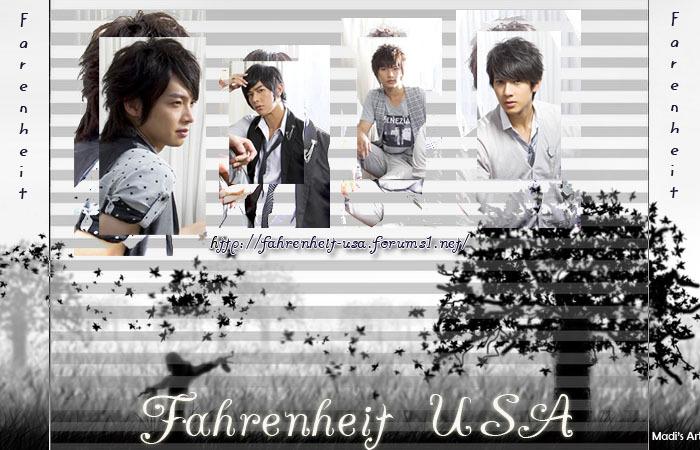 Fahrenheit-U.S.A
