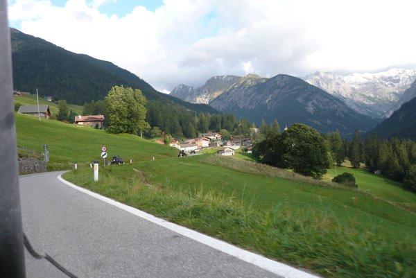 virée au Tirol et dans les Dolomites Dolo1210